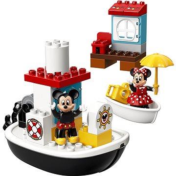 LEGO DUPLO 10881 Mickeyho loďka (5702016116861)