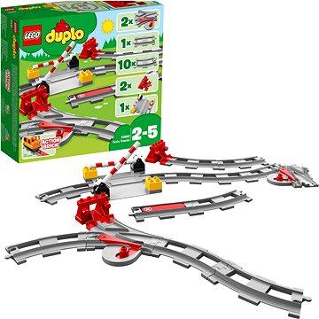 LEGO DUPLO 10882 Koleje (5702016117288)