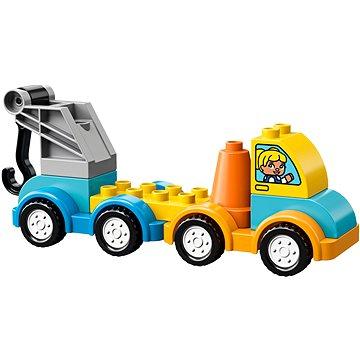 LEGO DUPLO My First 10883 Můj první odtahový vůz (5702016367553)