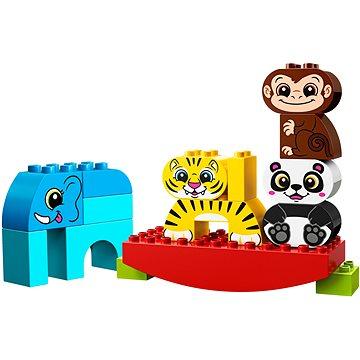LEGO DUPLO My First 10884 Moje první houpací zvířátka (5702016367560)