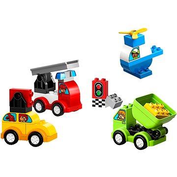 LEGO DUPLO My First 10886 Moje první vozidla (5702016367584)
