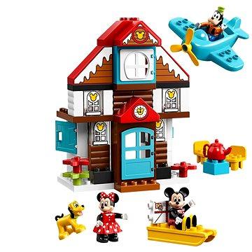 LEGO DUPLO Disney 10889 Mickeyho prázdninový dům (5702016367515)