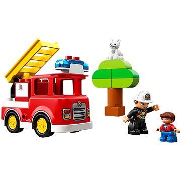LEGO DUPLO Town 10901 Hasičské auto (5702016367652)
