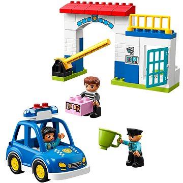 LEGO DUPLO Town 10902 Policejní stanice (5702016367669)