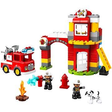 LEGO DUPLO Town 10903 Hasičská stanice (5702016367676)