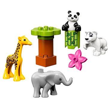 LEGO DUPLO Town 10904 Zvířecí mláďátka (5702016367683)