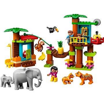 LEGO DUPLO Town 10906 Tropický ostrov (5702016371017)