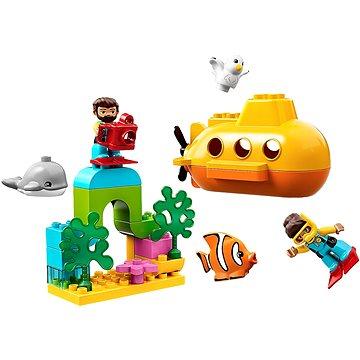 LEGO DUPLO Town 10910 Dobrodružství v ponorce (5702016680522)
