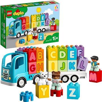 LEGO DUPLO My First 10915 Náklaďák s abecedou (5702016617764)