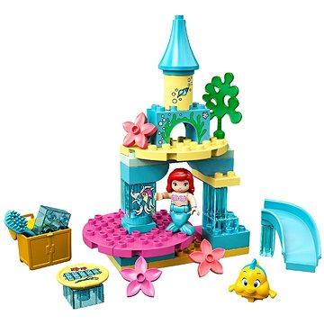LEGO DUPLO Disney TM 10922 Arielin podmorský zámok(5702016618129)