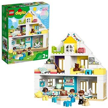 LEGO DUPLO Town 10929 Domeček na hraní (5702016618181)