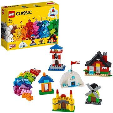 LEGO Classic 11008 Kostky a domky (5702016616590)