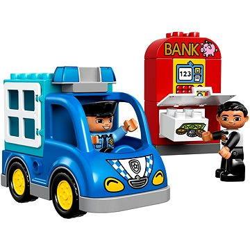 LEGO DUPLO 10809 Policejní hlídka (5702015599061)