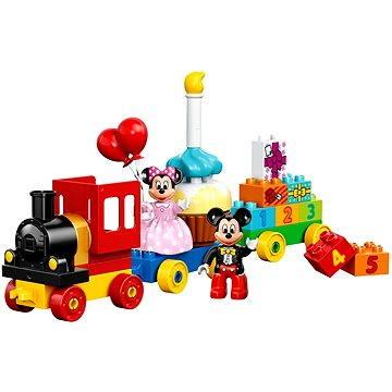 LEGO DUPLO 10597 Přehlídka k narozeninám Mickeyho a Minnie (5702015355438)