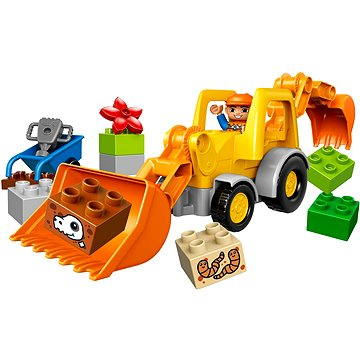 LEGO DUPLO 10811 Nakladač (5702015599382)