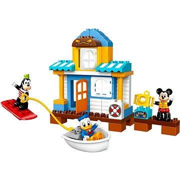 LEGO DUPLO 10827 Mickey a jeho kamarádi v domě na pláži (5702015593960)