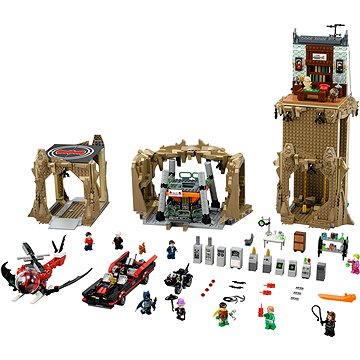 LEGO Super Heroes 76052 Batman Netopýří jeskyně (5702015597654)