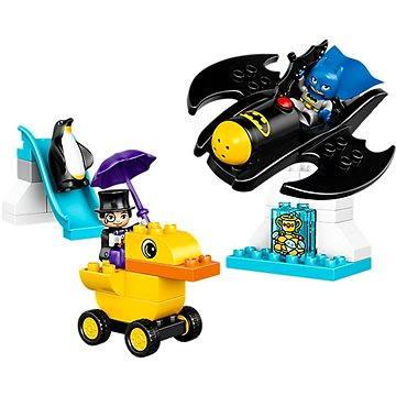 LEGO DUPLO Super Heroes 10823 Dobrodružství s Batwingem (5702015597876)