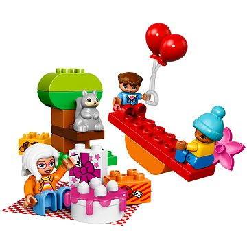 LEGO DUPLO Town 10832 Narozeninový piknik (5702015865586)