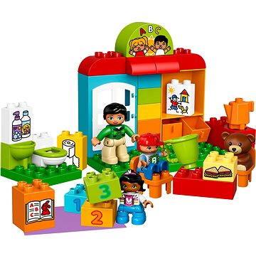 LEGO DUPLO Town 10833 Školka (5702015865593)