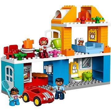 LEGO DUPLO Town 10835 Rodinný dům (5702015865623)