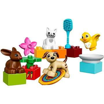 LEGO DUPLO Town 10838 Domácí mazlíčci (5702015869959)