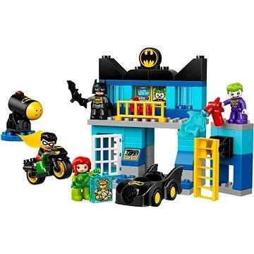 LEGO DUPLO Super Heroes 10842 Výzva Batcave (5702015866583)