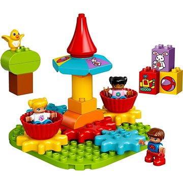 LEGO DUPLO My First 10845 Můj první kolotoč (5702015866613)