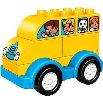 LEGO DUPLO My First 10851 Můj první autobus (5702015866675)