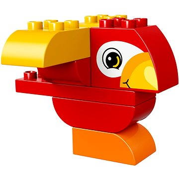 LEGO DUPLO My First 10852 Můj první papoušek (5702015866682)