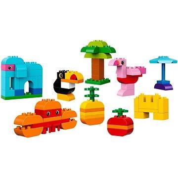 LEGO DUPLO My First 10853 DUPLO Kreativní box pro stavitele (5702015866699)
