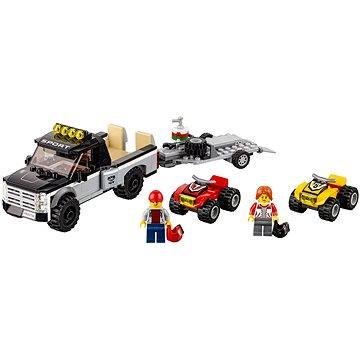 LEGO City 60148 Závodní tým čtyřkolek (5702015865760)