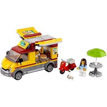 LEGO City 60150 Dodávka s pizzou (5702015865784)