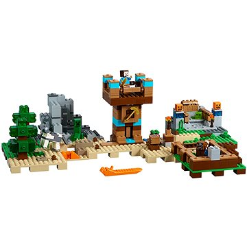 LEGO Minecraft 21135 Kreativní box 2.0 (5702015865197)
