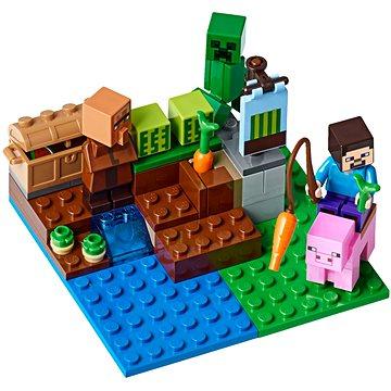 LEGO Minecraft 21138 Melounová farma (5702016108927)