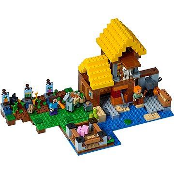 LEGO Minecraft 21144 Farmářská usedlost (5702016109627)