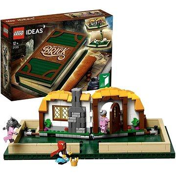 LEGO Ideas 21315 Vyklápěcí kniha (5702016333244)