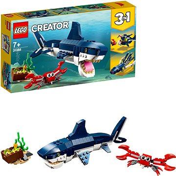 LEGO Creator 31088 Tvorové z hlubin moří (5702016367836)