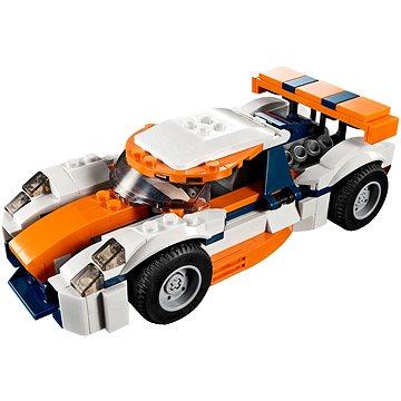 LEGO Creator 31089 Závodní model Sunset (5702016367843)