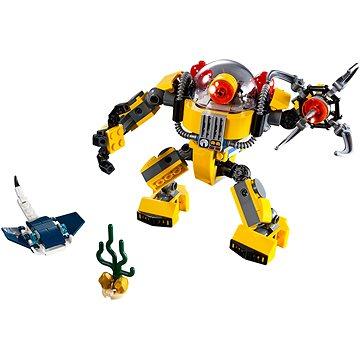 LEGO Creator 31090 Podvodní robot (5702016367850)