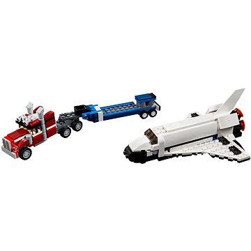 LEGO Creator 31091 Přeprava raketoplánu (5702016367867)