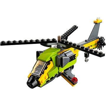 LEGO Creator 31092 Dobrodružství s helikoptérou (5702016395389)