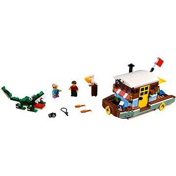 LEGO Creator 31093 Říční hausbót (5702016367874)