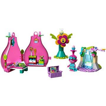 LEGO Trolls 41251 Poppy a její domeček (5702016616774)