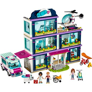 LEGO Friends 41318 Nemocnice v Heartlake (5702015866477)