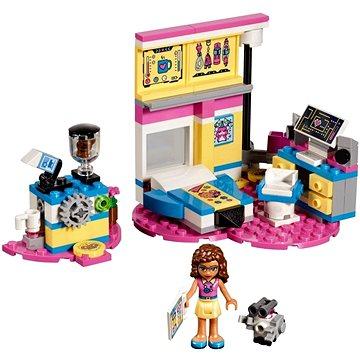 LEGO Friends 41329 Olivia a její luxusní ložnice (5702016111293)