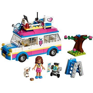 LEGO Friends 41333 Olivia a její speciální vozidlo (5702016111309)