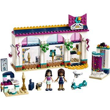 LEGO Friends 41344 Andrea a její obchod s módními doplňky (5702016111668)
