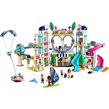 LEGO Friends 41347 Resort v městečku Heartlake (5702016111996)
