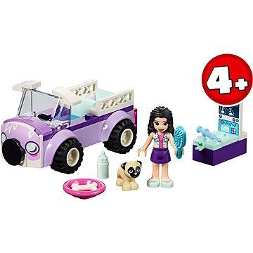 LEGO Friends 41360 Emma a mobilní veterinární klinika (5702016370249)